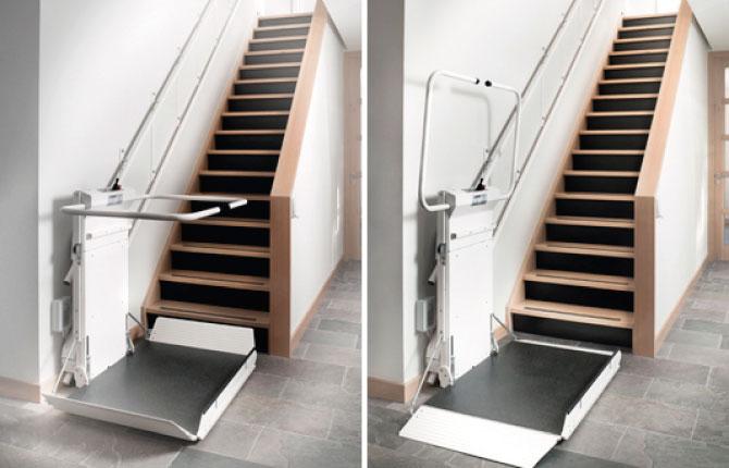 Eleva2 accesibilidad ascensores elevadores for Escalera discapacitados